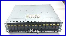 EMC KTN-STL3 15 Bay Storage Disk Array Expansion with 15x Seagate 2TB SAS HDDs