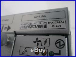 EMC KTN-STL3 Disk Storage Array + 15x 600GB SAS 15K RPM HD 005049274 (9TB) VNX