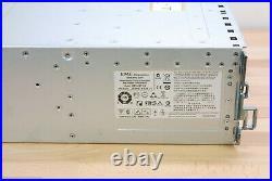 EMC KTN-STL3 Storage Array / x4 600GB 15K / x2 1TB 7.2k / x9 200GB SSD Flash