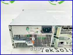 EMC SAE 25-Bay 2.5 SFF SAS Hard Drive Enclosure Storage Array 2x Modules 2x PSU