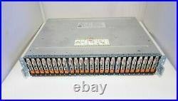 EMC SAE 25x 2.5 SAS SATA SSD Server Hard Drive Array Storage Expansion JBOD Chia