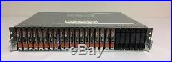 EMC SAE 2U Disk Storage Array 19 x 600GB 10K 2.5 SFF SAS Hard Drive 005049203
