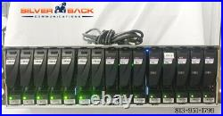 EMC STPE15 Storage Array chassis only 100-562-503. LOADED