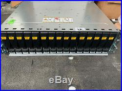 EMC VNX 30TB 15 x 2TB SAS 7.2K 3.5 Hard drive Storage Array KTN-STL3