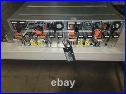 EMC VNX 5200 BLOCK OE SAN ARRAY with 4x V4-2S10-600 600GB 10K 2.5 IN SAS HDD
