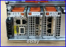 EMC VNX 5300 6.6Tb Storage Array With Data Mover And SPS Backup Power Supply