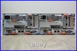 EMC VNX 5300 Block Storage Array SAN Head Unit 15 Bay 3.5 Storage Array 6G 8G