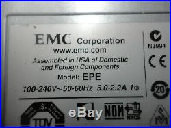 EMC VNX EPE VNXE3150 Disk Array Storage System 900-541-015 100-542-150-01 NO HDD