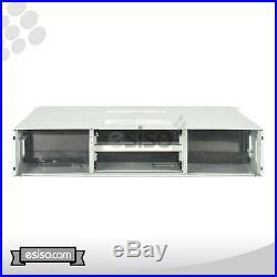 EMC VNX SAE SFF DISK STORAGE ARRAY 2PS 2x 303-104-000E MODULES 25x 900GB 10K SAS