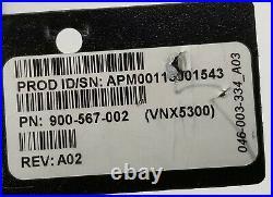 EMC VNX5300 15-Bay 3.5 Storage Array 900-567-002 +2x 110-140-108B Processor