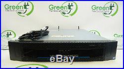 EMC VNXE3100 12-Bay Storage Array 2x 303-137-000D Controller 2x 533W PSU No HDD