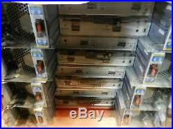 EMC VNXE3150 STORAGE ARRAY with no hdds, No caddies, two controllers