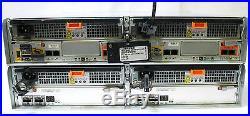 EMC VNXe3100 Controller w V2-DAE-12 Expansion iSCSI SAN Storage Array NO HDDS