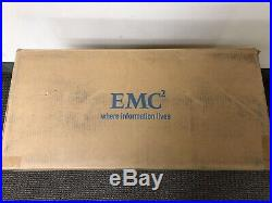 EMC VNXe3100 Controller with DAE-12 Expansion iSCSI/NFS/SMB SAN Storage Array +HDD