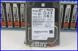EMC VNXe3200 25-Bay SAN Storage Array With 25x 300GB 15k SAS Drives
