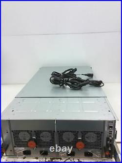 EMC VRA60 DAE-60 SAS 60 Bay Storage Array Enclosure Working Free Shipping Deal
