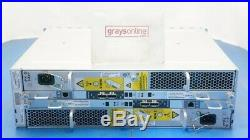 EMC2 KTN-STL3 Storage Array chassis with 8.4TB Capacity 14x 600GB HD 15 K FC