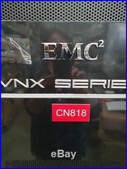 EMC2 VNX SERIES SERVER RACK + 9 x EMC KTN-STL3 Expansion Storage Arrays 135 HDD