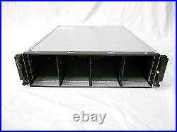 Equallogic PS6000 PS6000X PS6000XV PS6000E ISCSI Type 7 Storage Array Chassis
