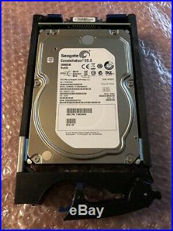 Excellent EMC VNX KTN-STL3 Storage Array Shelf Booked 15x2TB 30TB PN 118033059