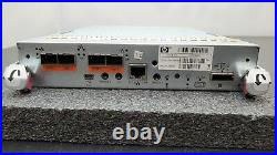FOR PARTS AS-IS HP C8R09A Smart Array 2040 SAN Storage Controller No Returns