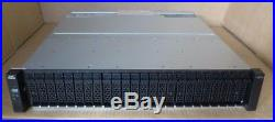 Fujitsu ETERNUS JX40 S2 Storage Subsystem 24x Drive Bay FTSETJEADU SAS Array