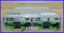Fujitsu Eternus CS DX Ext Unit 12 x 12TB =144TB HDD 2x CA05967-1610 CS-VCE-DX635