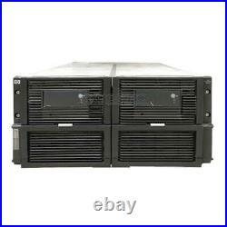 HP 19 Disk Array StorageWorks MDS600 SSA70 4x PSU witho Modules 70x LFF AJ866A