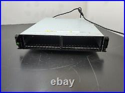 HP 3PAR QR490A M6710 24-Slot SAS 2.5 HD Drive Enclosure Server Storage Array