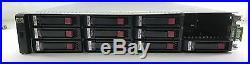 HP AP716A Storage Array Drive Chassis 2x PSU 3Gb SAS BL Switch Bundle