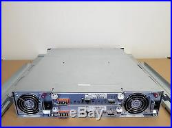 HP AP846A P2000 G3 14.4TB (24x 600GB 10K SAS) 8G Fibre Channel SAN Storage Array