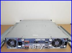 HP AP846A P2000 G3 7.2TB (24x 300GB 10K SAS) 8G Fibre Channel SAN Storage Array
