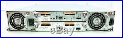 HP AW593A P2000 G3 SAS MSA Dual Controller Storage Array 12x 3.5'' LFF