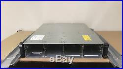 HP AW593A P2000 G3 SAS MSA Dual Controller Storage Array 12x 3.5'' LFF 2x AW592A