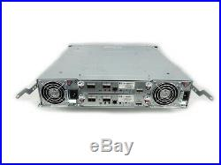 HP C8S55A MSA 2040 Small Form Factor Dual Controller RPS 24 Bay Storage Array