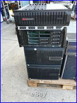 HP D3700 Storage array QW967A with 25 x 450 Gb Sas 2.5