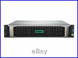 HP Enterprise Q1J31A Modular Smart Array 2052 SAS Dual Controller SFF Storag
