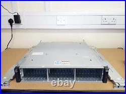 HP HPE MSA 2040 24x 2.5'' SFF 12G SAS DC SAN Storage Array C8S55A