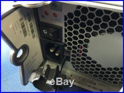 HP M6710 24-Bay 2.5 2U SAS Storage Array 2x Controllers + 2x PSU 1060307