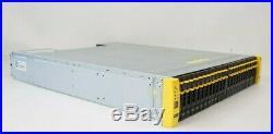 HP M6710 24-Bay SAS Storage Array QR490-63012 Rev A1 with Caddies + 8x 600GB HDD
