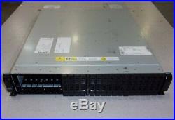 HP M6710 QR490-63001 SAS HDD Storage Array SEE NOTES
