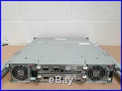 HP MSA 2040 14.4TB (24x 600GB 10K) 12G SAS DAS Storage Array 24x 2.5 SFF C8S55A