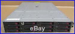 HP MSA60 Modular Smart Storage Array 12x SATA Bays 1x SAS I/O Module 399049-001