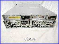 HP Nimble Storage Array CS500 36TB SAN 12x 3TB SAS 4x 600GB SSD 10Gb Ethernet