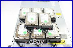 HP P4500 2.30Ghz Quad-Core 4.05TB SAS Storage System / Virtualisation SAN 12 Bay