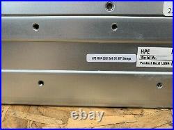 HP Q1J29A MSA 2050 SAS SFF Storage Array Barebones with PSU's