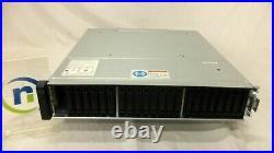 HP Q1J29A MSA 2050 SAS SFF Storage Array with Dual Controllers-1 YR Warranty