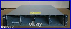 HP STORAGEWORKS AJ750A MSA2000 STORAGE ARRAY With DUAL HP AJ751A