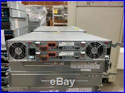 HP STORAGEWORKS P2000 SMART STORAGE ARRAY 24x 300GB SAS 2x AP837A 582937-001