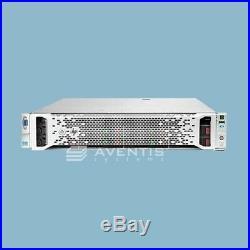 HP StorageWorks D3700 Storage Array 12 x 480GB 2.5 6Gb/s SSD / 3 Year Warranty